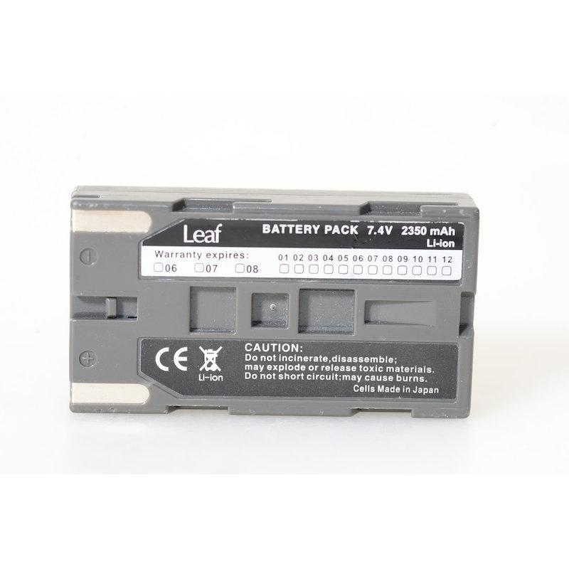 Mamiya Leaf Batterie Pack 7,4V/2350mAh