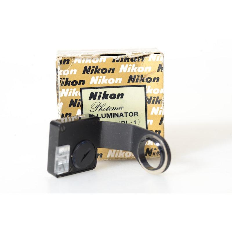 Nikon Sucherbeleuchtung DL-1 F2