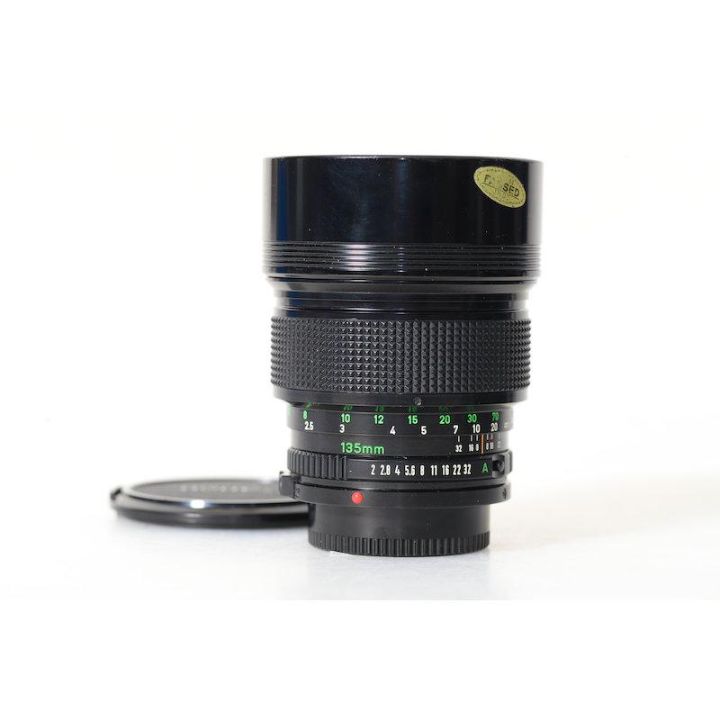 Canon FD 2,0/135