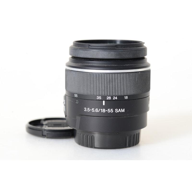Sony DT 3,5-5,6/18-55 SAM