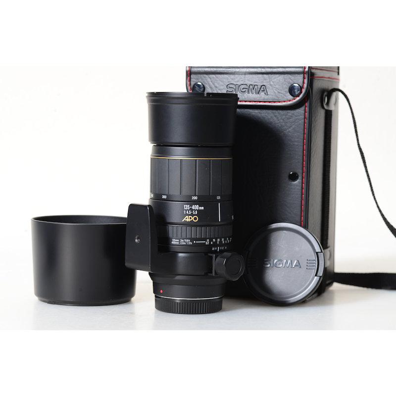 Sigma APO 4,5-5,6/135-400 Sony