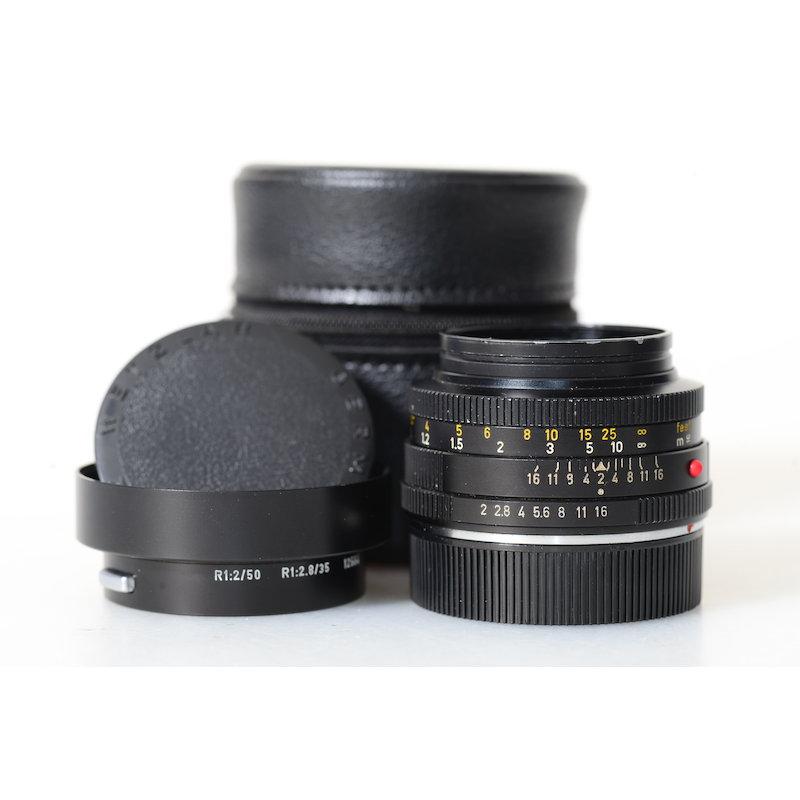 Leica Summicron-R 2,0/50 Ser VII