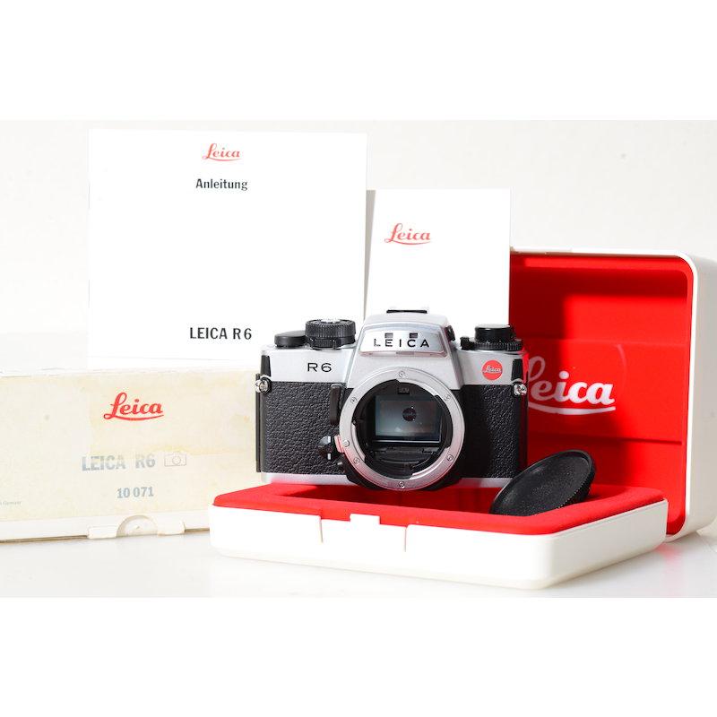 Leica R6 Chrom