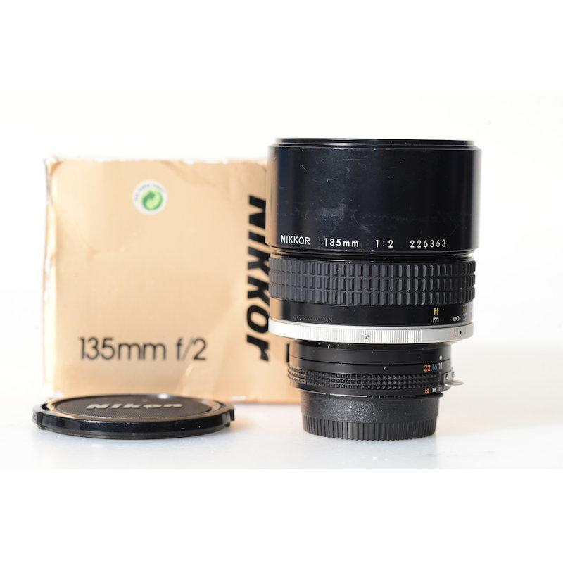Nikon Ai/S 2,0/135