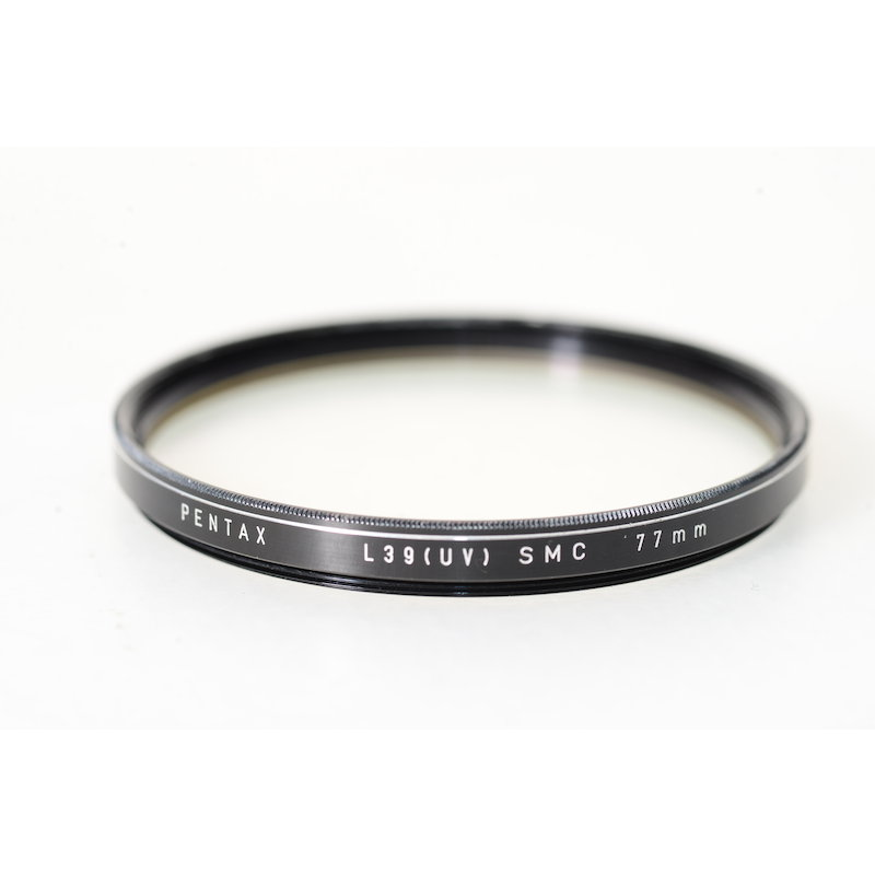 Pentax UV-Filter L39 SMC E-77