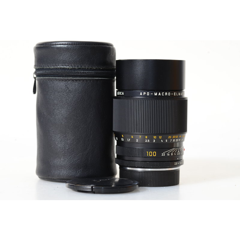 Leica APO-Macro-Elmarit-R 2,8/100