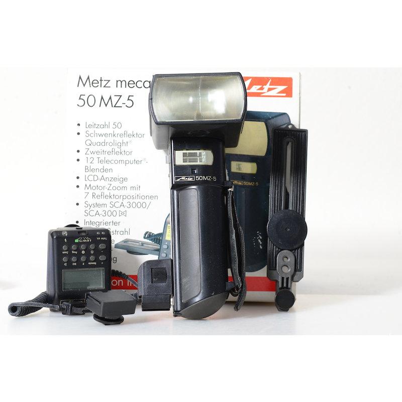 Metz Stabblitz 50 MZ-5