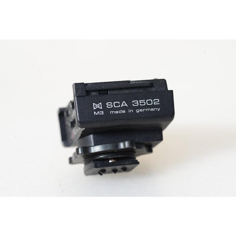 Metz SCA Adapter 3502 M3 Leica Digital