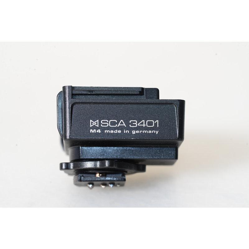 Metz SCA Adapter 3401 M4 Nikon AF