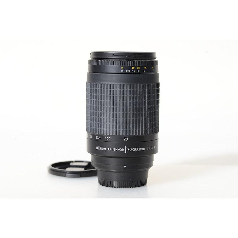 Nikon AF-G 4,0-5,6/70-300