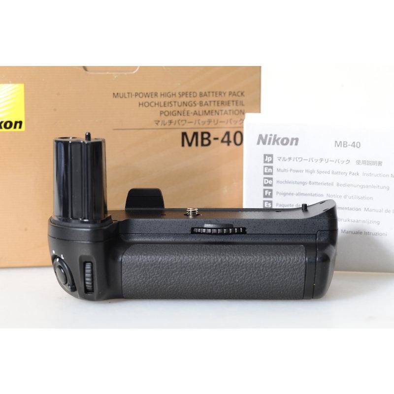 Nikon Batterie-Handgriff MB-40 F6
