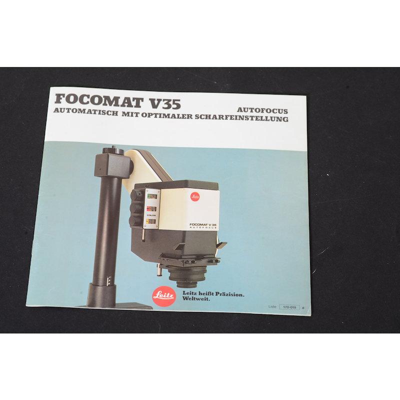 Leica Prospekt Focomat V35
