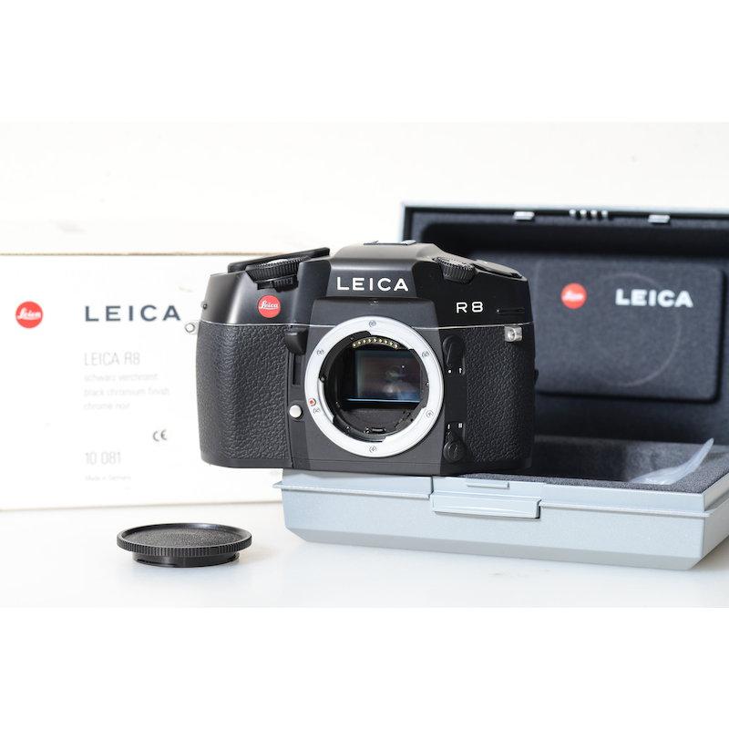 Leica R8 Black