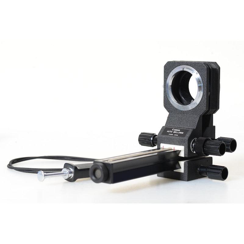 Canon Auto-Balgengerät FD mit Doppeldrahtauslöser