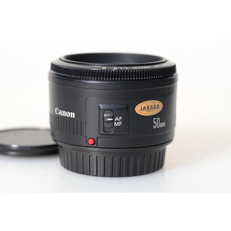 Canon EF 1,8/50 II