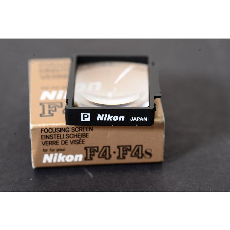Nikon Einstellscheibe P F3