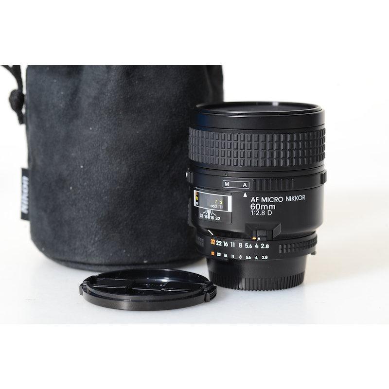 Nikon AF 2,8/60 D Micro