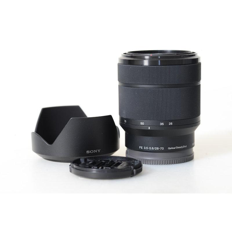 Sony FE 3,5-5,6/28-70 OSS E-Mount