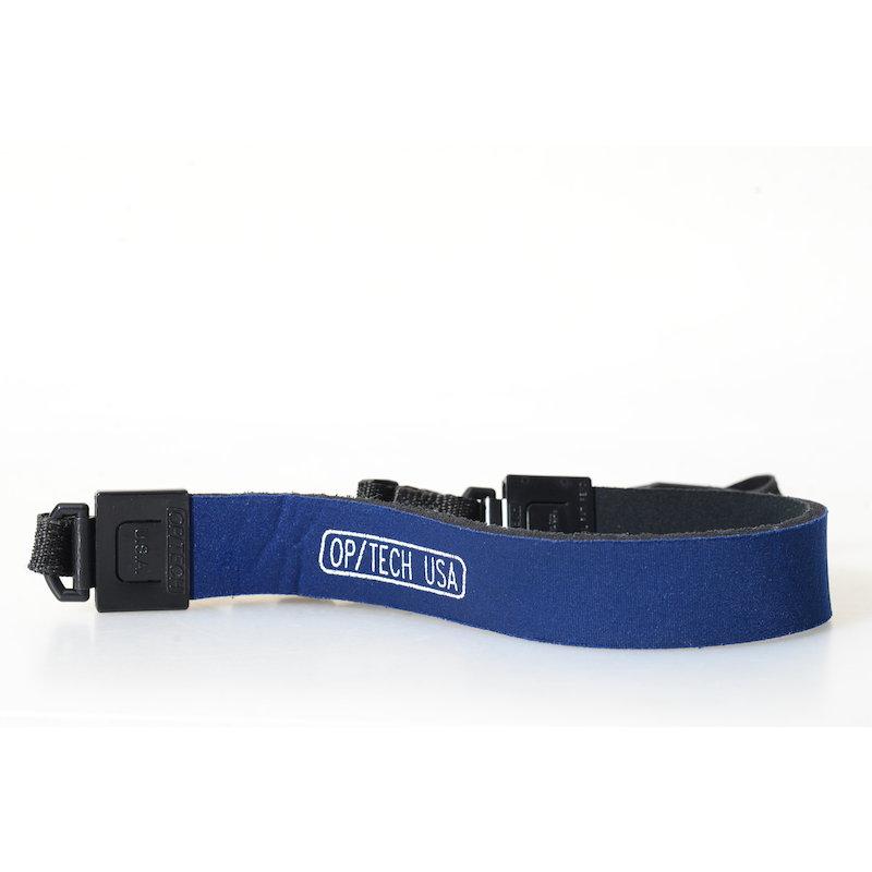 Optech Kameragurt Neopren Blau