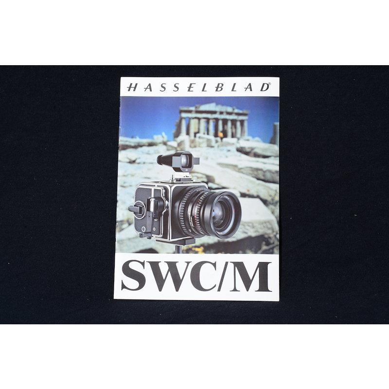 Hasselblad Prospekt SWC/M