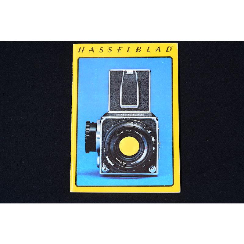 Hasselblad Produktkatalog 1975