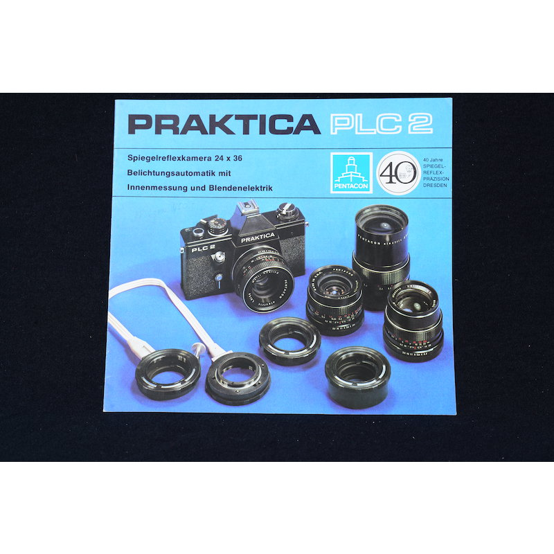 Pentacon Prospekt Praktica PLC-2