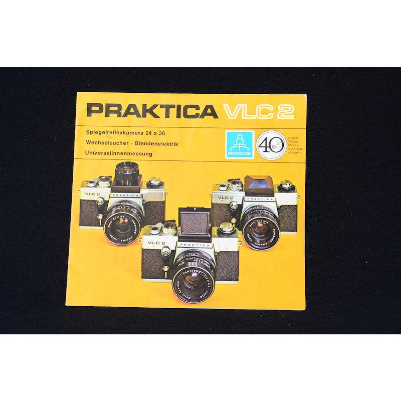 Pentacon Prospekt Praktica VLC-2