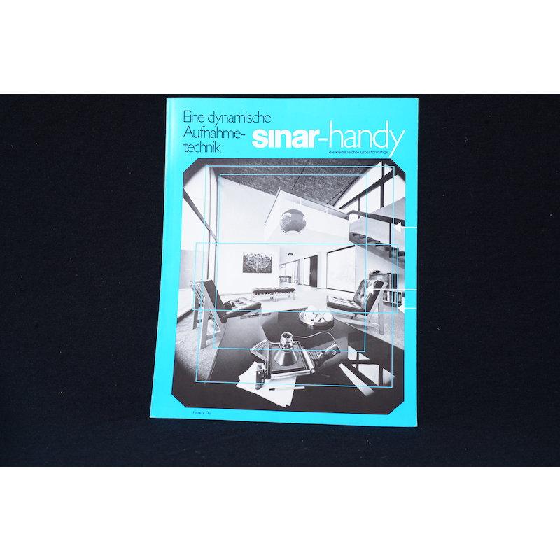 Sinar Prospekt Eine dynamische Aufnahmetechnik