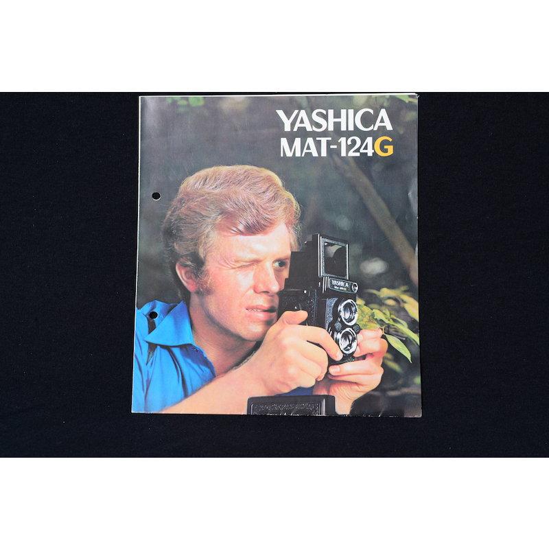 Yashica Prospekt MAT-124G