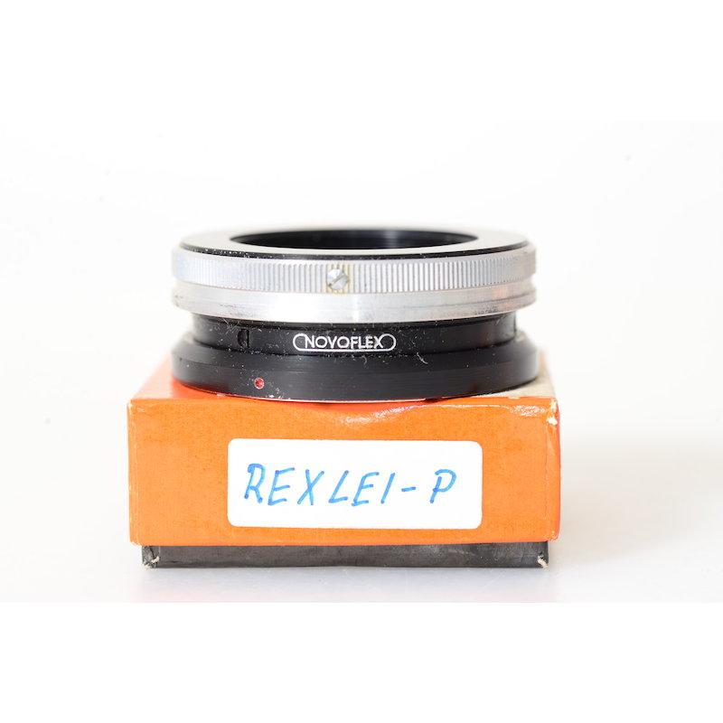 Novoflex Adapterring Contarex/M39 REXLEI-P