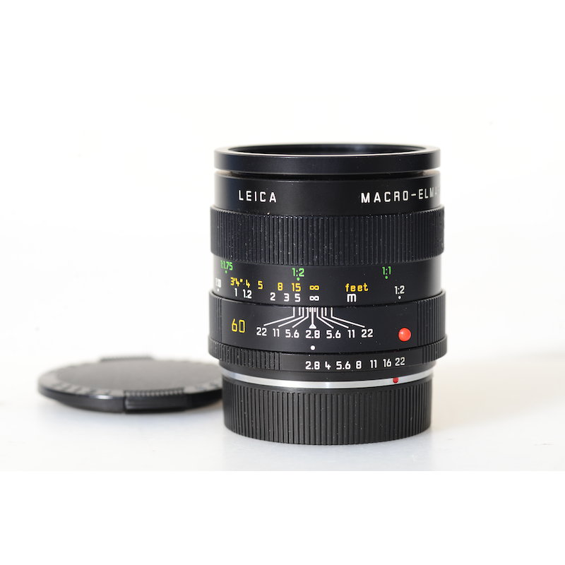 Leica Macro-Elmarit-R 2,8/60 E-55