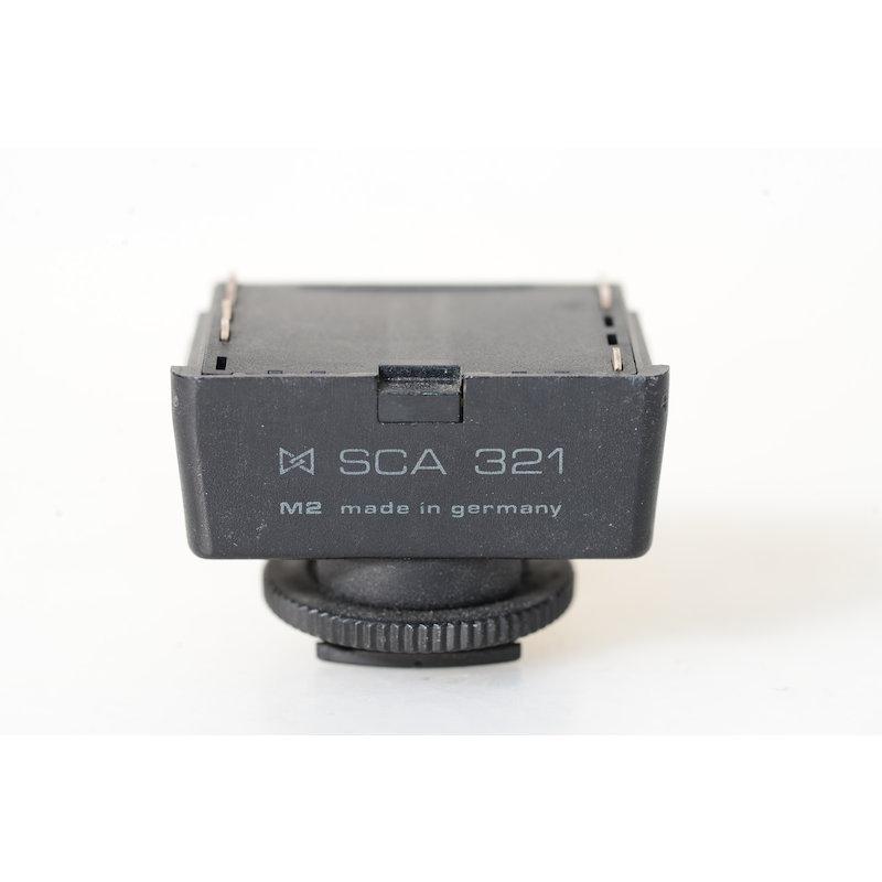 Metz SCA Adapter 321 Olympus TTL