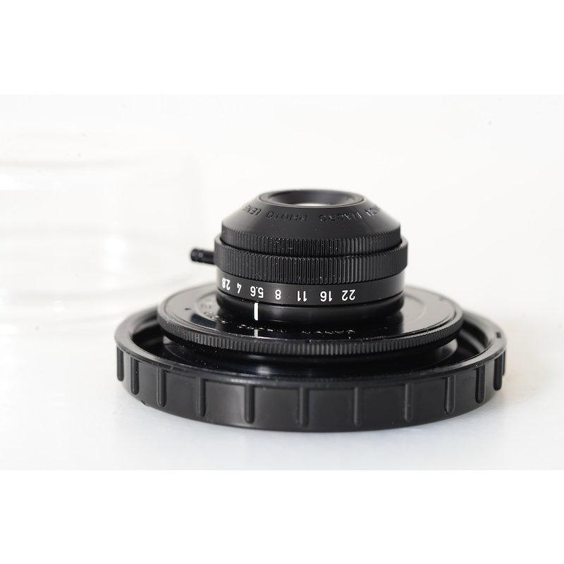 Canon 2,8/35 Lupenobjektiv M20+Ada. FD