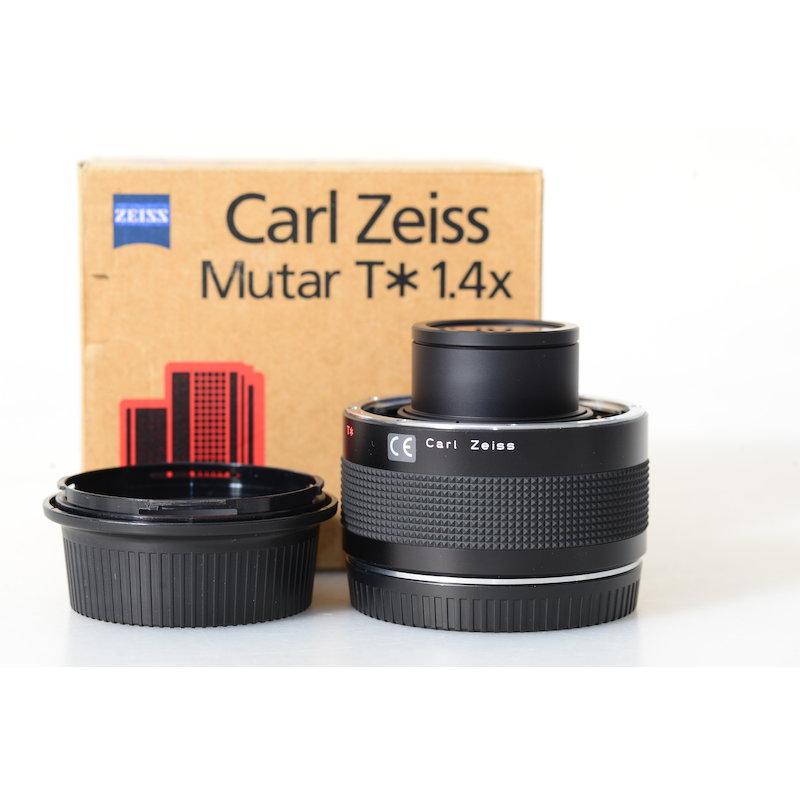 Contax Telekonverter Mutar T* 1,4x 645