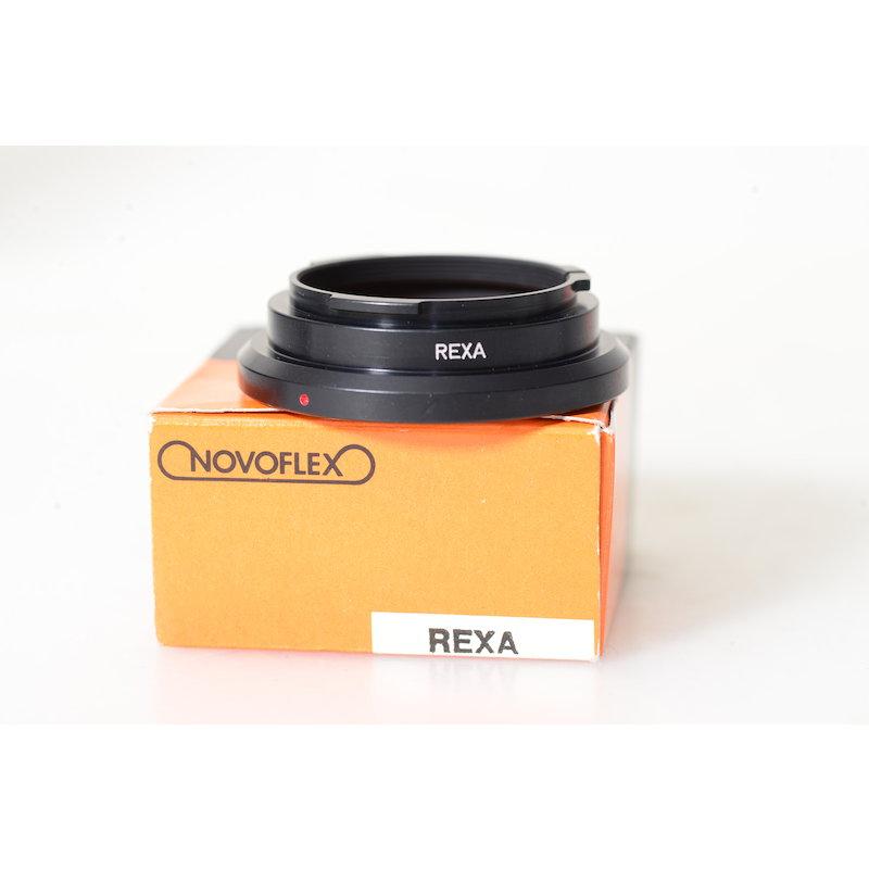 Novoflex Anschlußring Contarex REXA