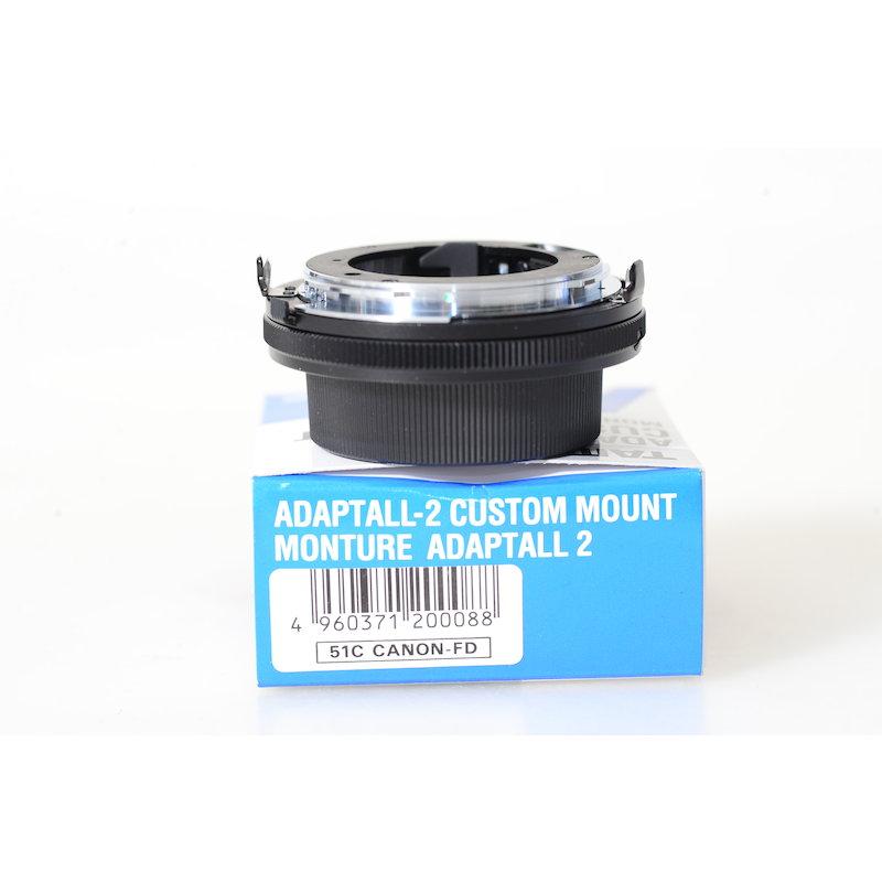 Tamron Adaptall 2 Canon FD
