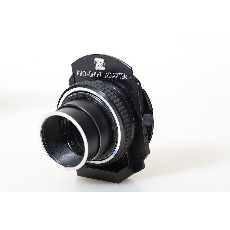 Zörk Pro-Shift Adapter+Multi-Focus System