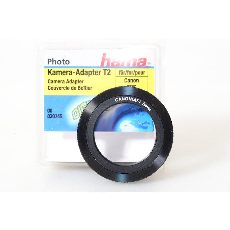 Hama T2 Adapter Canon EF