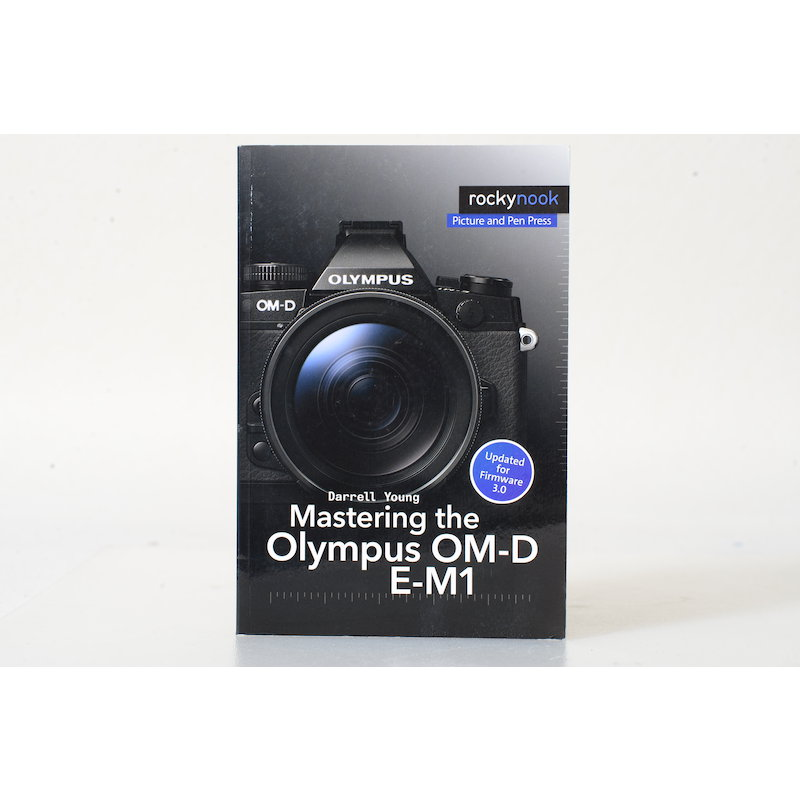 Rockynook Mastering the Olympus OM-D E-M1 (Englisch)