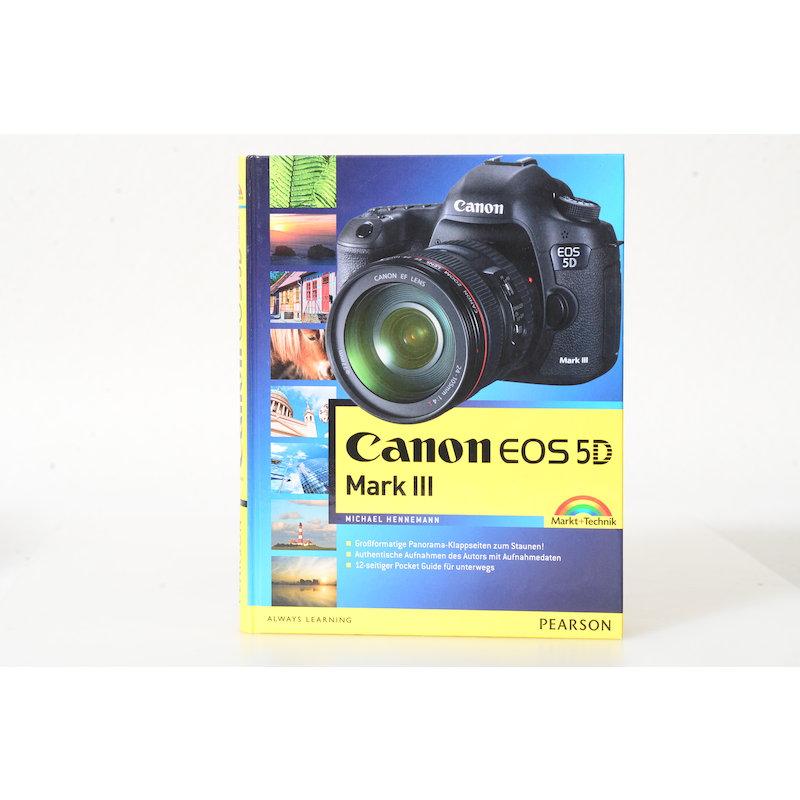 Pearson Kamera Handbuch Canon EOS 5D Mark III