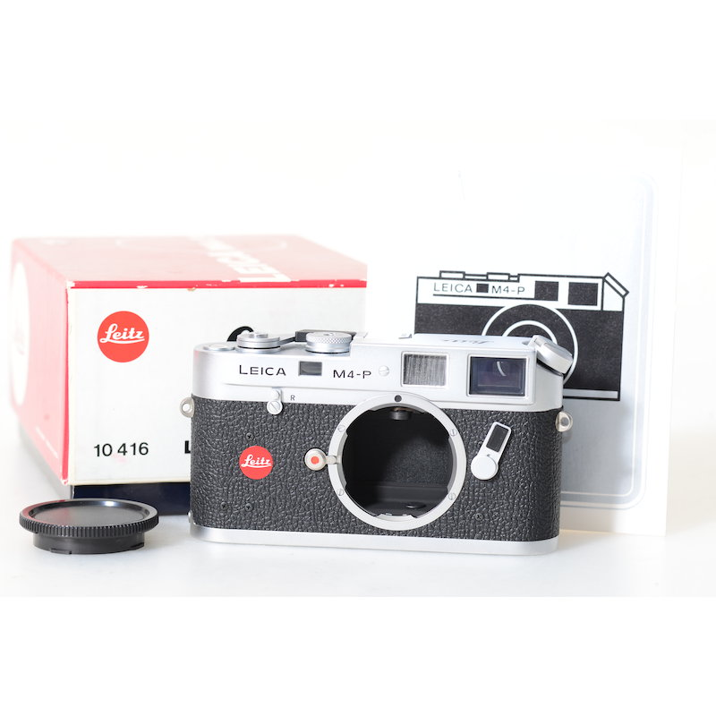 Leica M4-P Chrom 70th Anniversary 1913-1983 #219