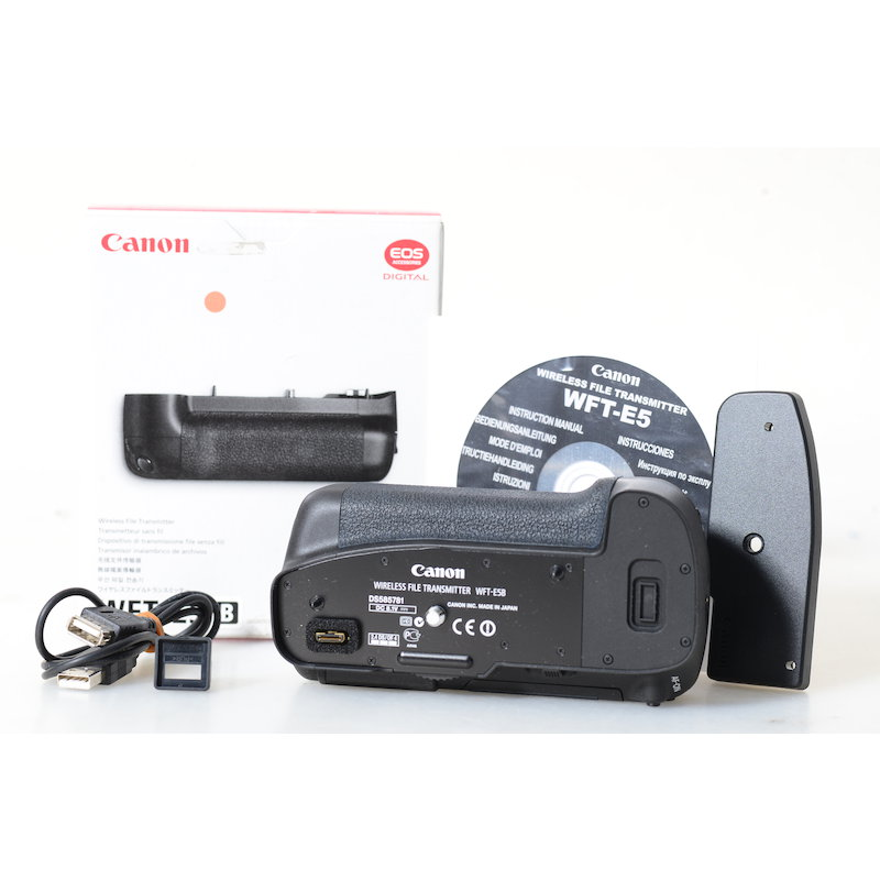 Canon Wireless File Transmitter WFT-E5B