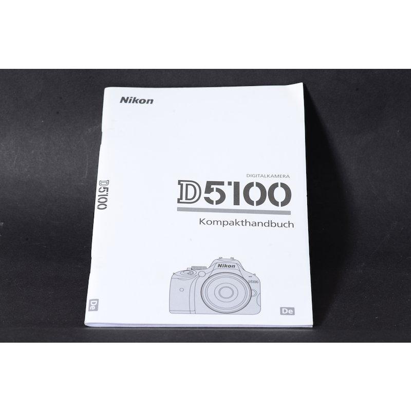 Nikon Anleitung D5100