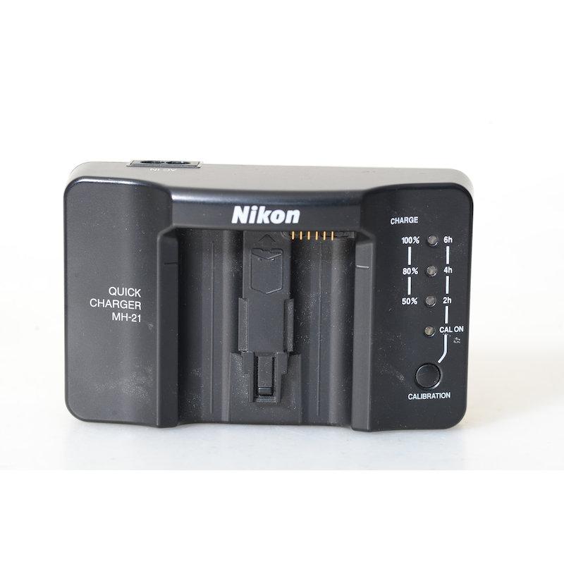Nikon Ladegerät MH-21 D2X