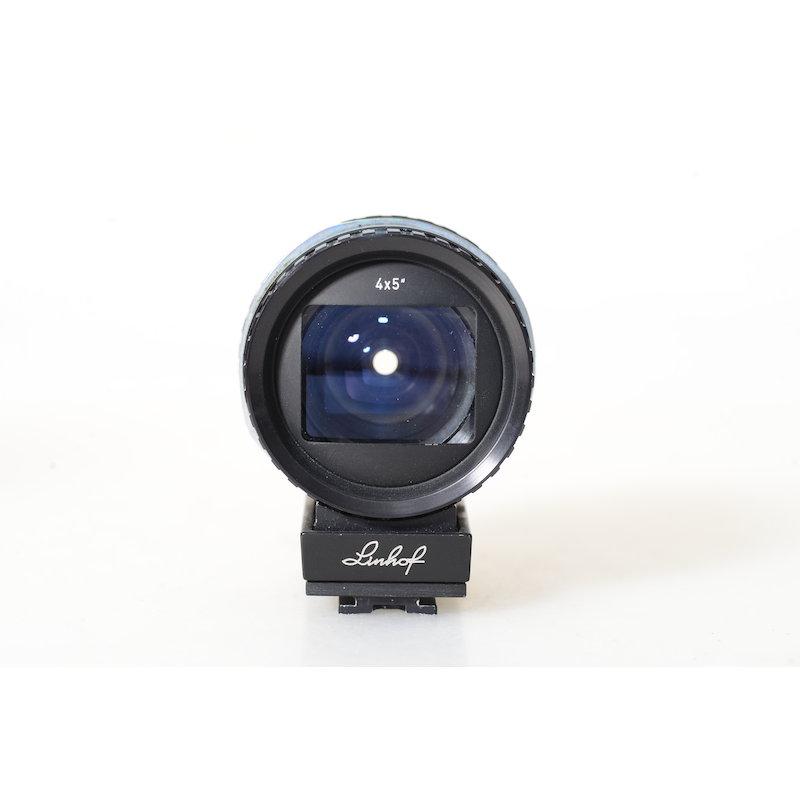Linhof Universalsucher 9x12/4x5 72-360mm Schwarz