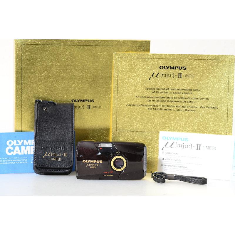 Olympus Mju II Limited