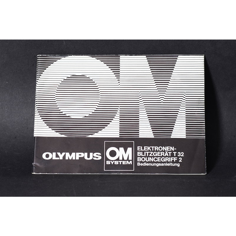 Olympus Anleitung Blitz T32