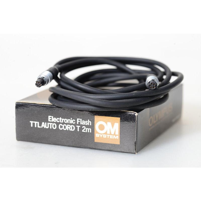 Olympus TTL-Verbindungskabel T 2m