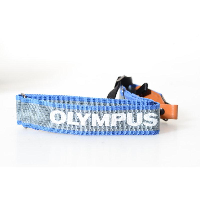 Olympus Trageriemen Extra Stark Grau-Blau