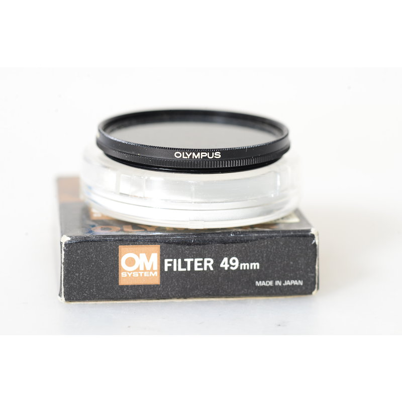 Olympus Polfilter Zirkular E-49